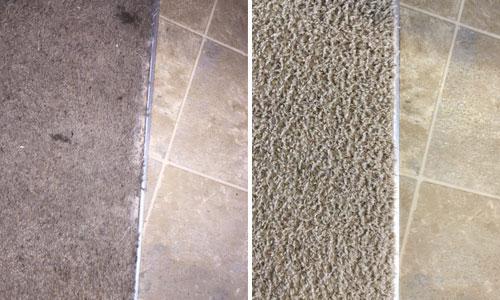 Carpet Repairs & Re-stretching