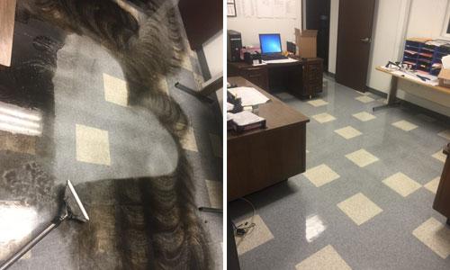 Commercial Carpet & Tile Maintenance